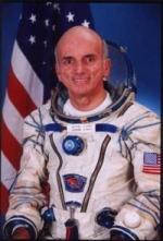 Dennis Tito, World's First Space Tourist