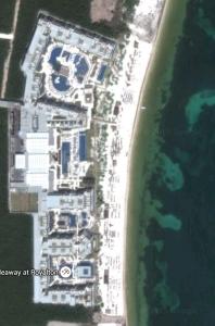 Royalton Google Map. c/Google