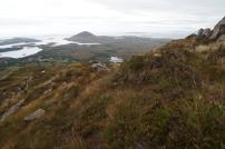 Diamond Hill ocean view near top